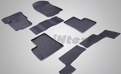Резиновые коврики Сетка для GL-Class X166 2012-н.в.