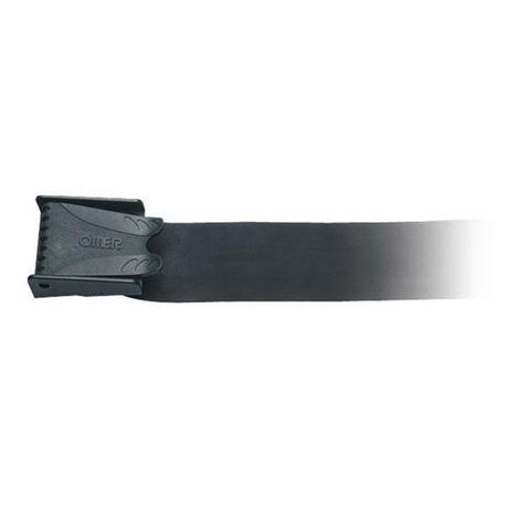 Пояс грузовой Omer из кордуры черный - пластиковая пряжка