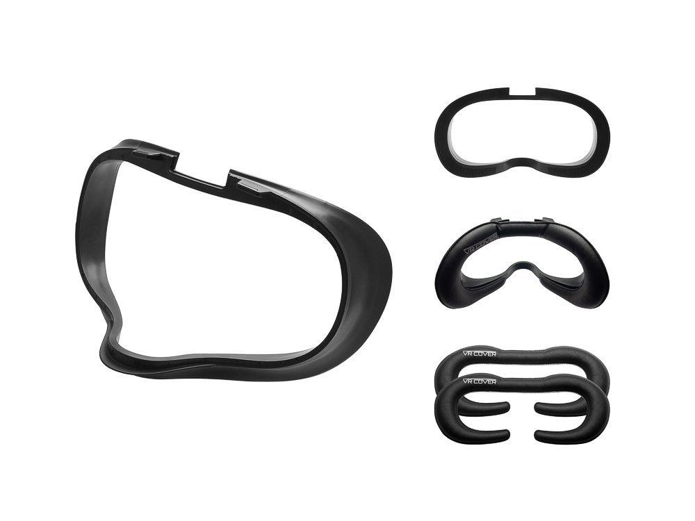 Кожаная лицевая накладка на Oculus Quest