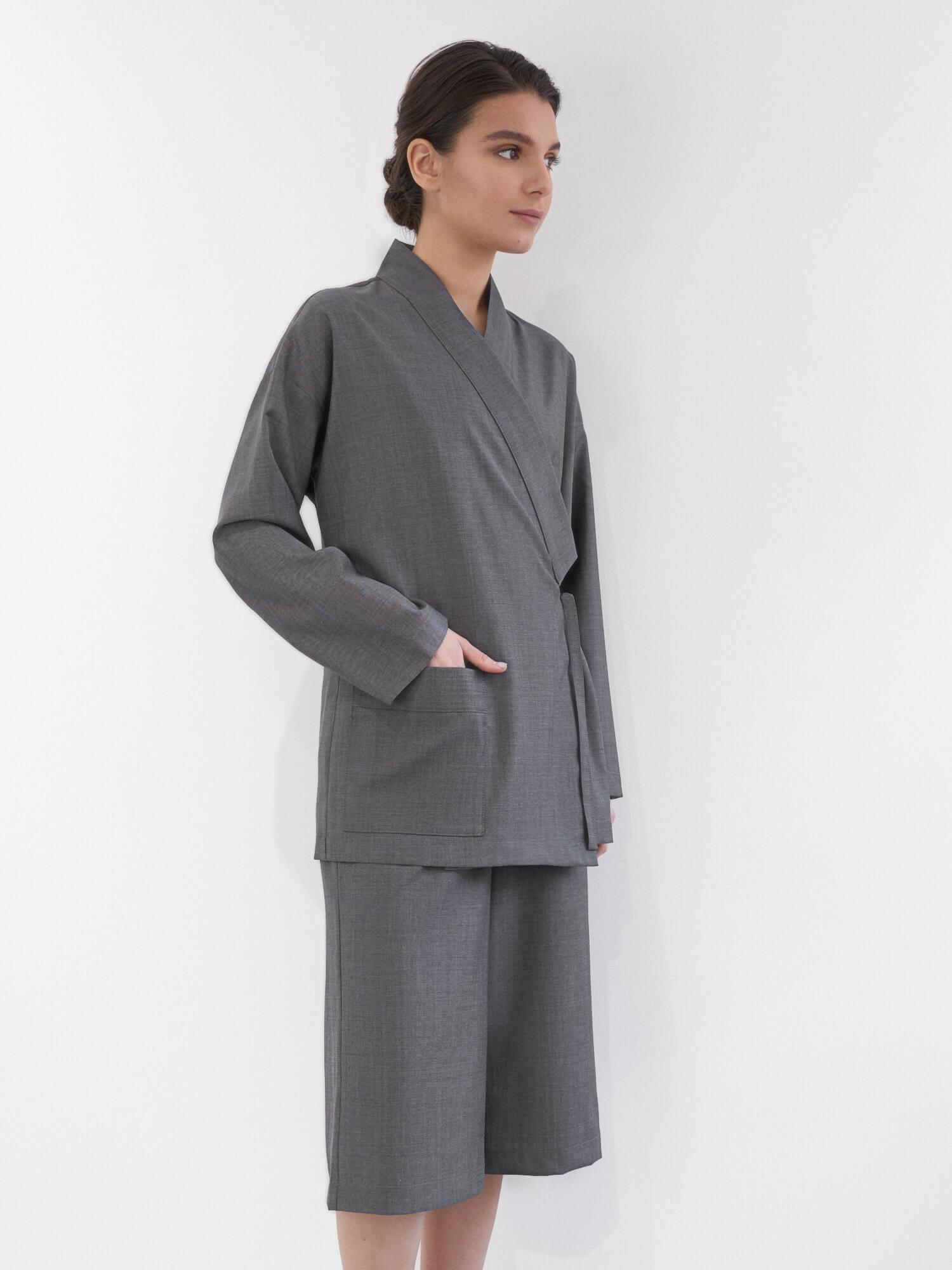 Блуза–кимоно Saori фото
