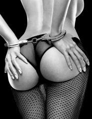 Металлические наручники Metal Handcuffs с ключиками -