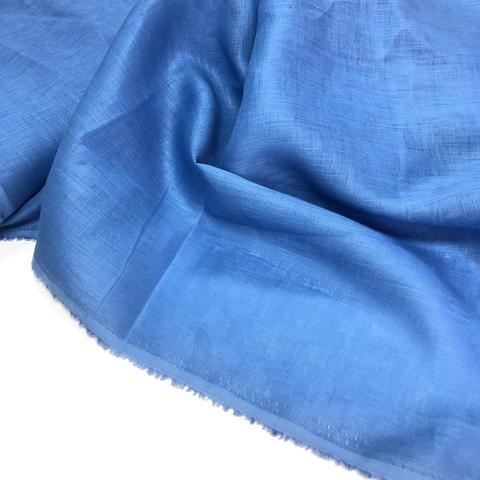Полотно Lin Finesse col. 43 Bleu Ocean