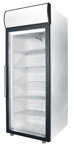 фото 1 Холодильный шкаф Polair DM105-S (ШХ-0,5 ДС) на profcook.ru