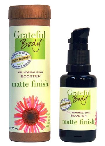 Бустер «Контроль блеска» для жирной кожи, Grateful Body