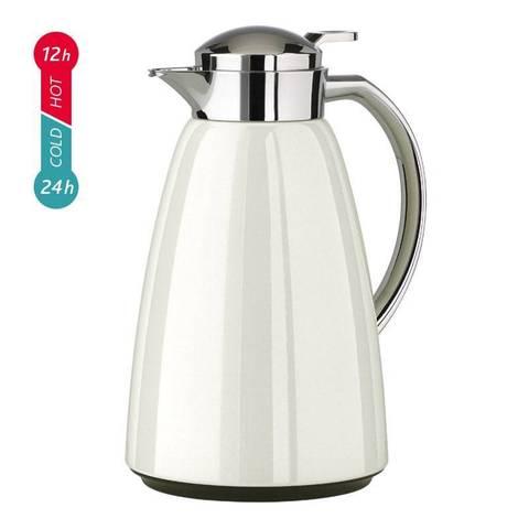 Термос-чайник Emsa Campo (1 литр), белый