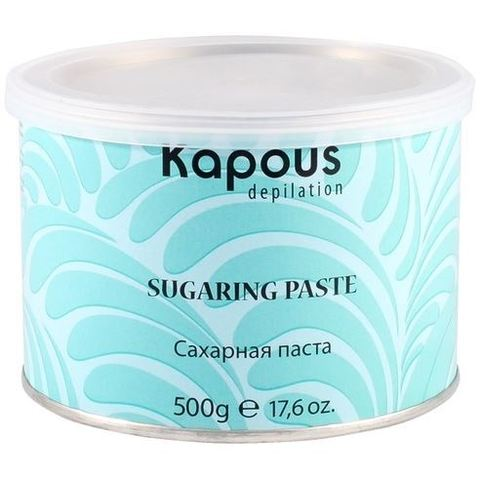 Kapous, Сахарная паста для депиляции, 500 гр