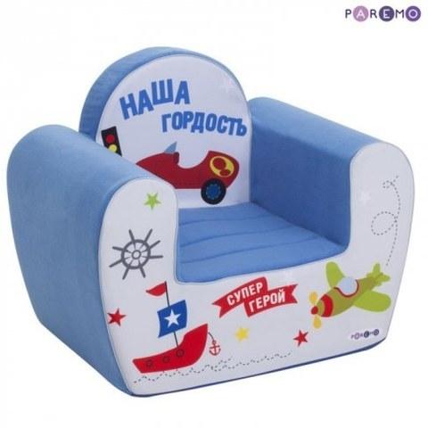 Стул Paremo Детское кресло Инста-малыш Наша Гордость PCR317-23