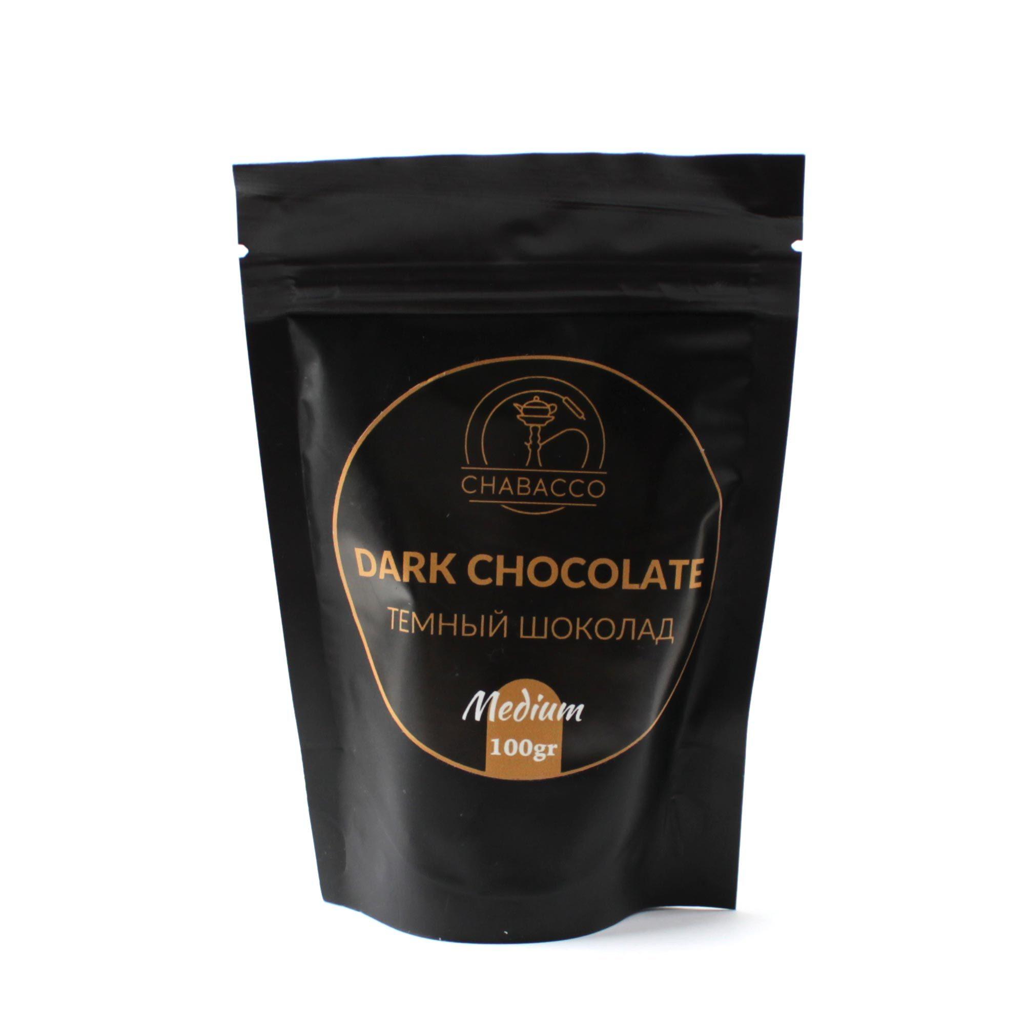 Кальянная смесь Chabacco Medium 100 гр Dark Chocolate