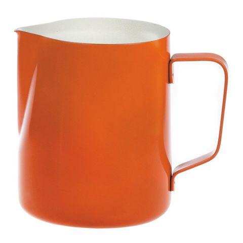 Питчер 600 мл из нержавеющей стали (Оранжевый)