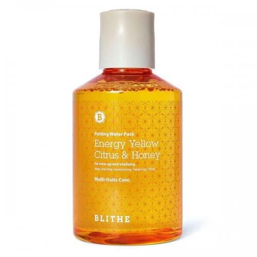 Сплэш-маска Blithe Splash Mask Energy Yellow Citrus & Honey 200 мл
