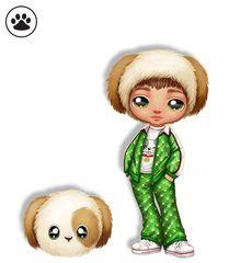 Кукла Na! Na! Na! Surprise Michael Manchester щенок 2 серия