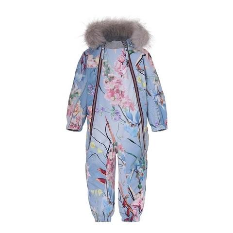 Комбинезон Molo Pyxis Fur Ikebana зимний