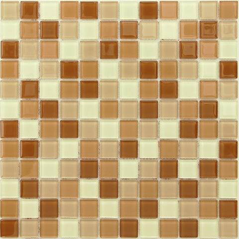 Мозаика стеклянная Verbena 23x23x4 298х298
