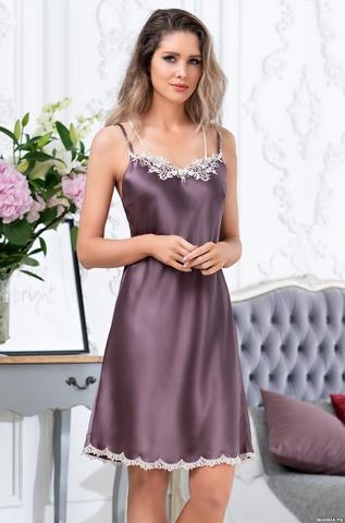 Сорочка женская Mia-Amore BRIGITTE БРИДЖИТ 3680 слива