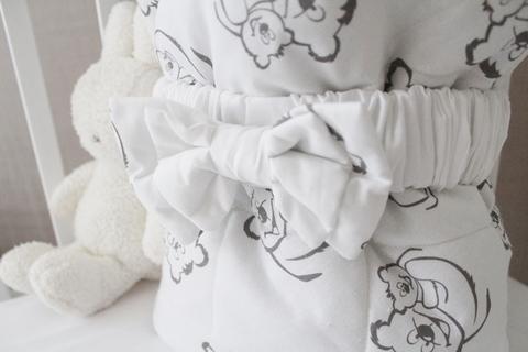 Банты на одеяло - конверт