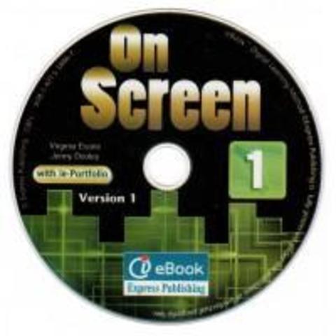 On Screen 1.  Ie-book — электронное приложение с интерактивным учебником