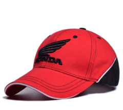 Бейсболка Honda (Кепка красная Хонда)