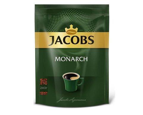 Кофе растворимый Jacobs Monarch, 240 г