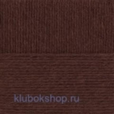 Пряжа Зимняя премьера (Пехорка) 17 Шоколад - купить в интернет-магазине недорого klubokshop.ru