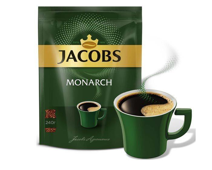 Jacobs Monarch, 240 г