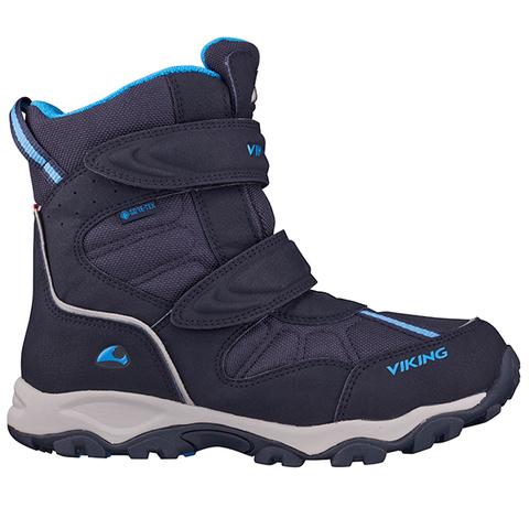 Viking Beito GTX Navy зимние ботинки для мальчика