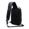 Однолямочный рюкзак  ARCTIC HUNTER XB00100 Черный USB