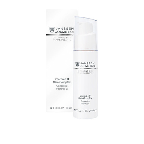 Janssen Vitaforce C Skin Complex
