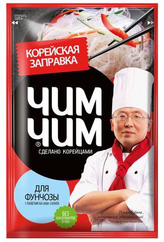 Заправка для фунчозы корейская Чим-Чим, 60г