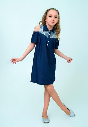 Платье детское (артикул 2Л17-1)