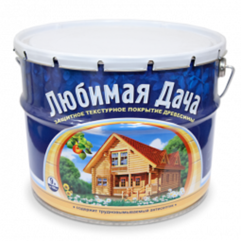 Любимая Дача® Защитно-декоративное покрытие для древесины