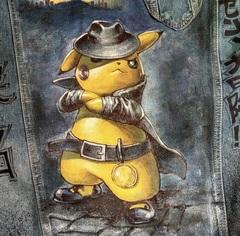 Джинсовка kigurumka pikachu