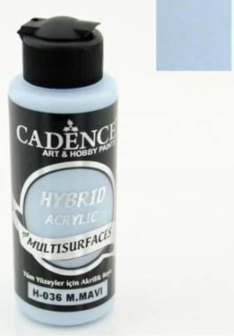 №36 Hybrid Acrylic, Светло-голубой, 70мл., Cadence