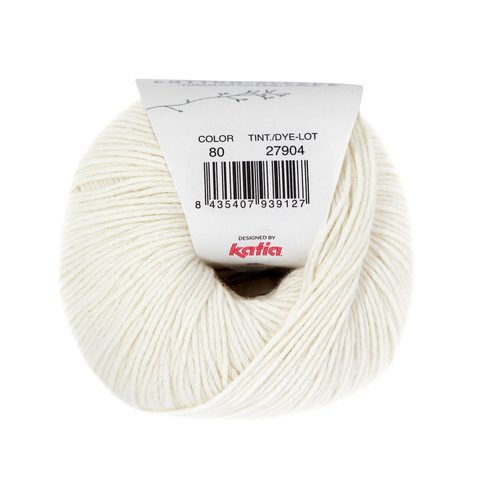 Katia Concept Cotton Alpaca - 80
