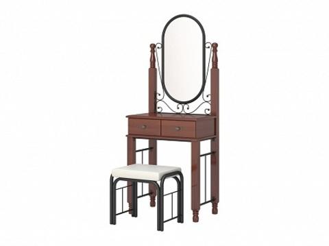 Туалетный стол с банкеткой Орматек Garda 2R