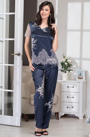 Женский комплект с брюками Mia-Amore ALEXANDRIA АЛЕКСАНДРИЯ 3576
