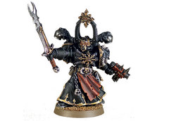 Chaos Space Marine Sorcerer