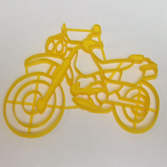 Мотоцикл Honda Baja