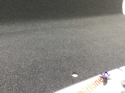 Обивка крышки багажника ворсовая Лада Гранта FL (седан)