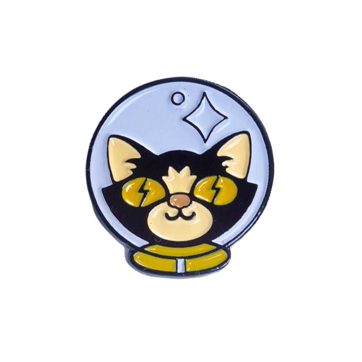 Space cat / значок