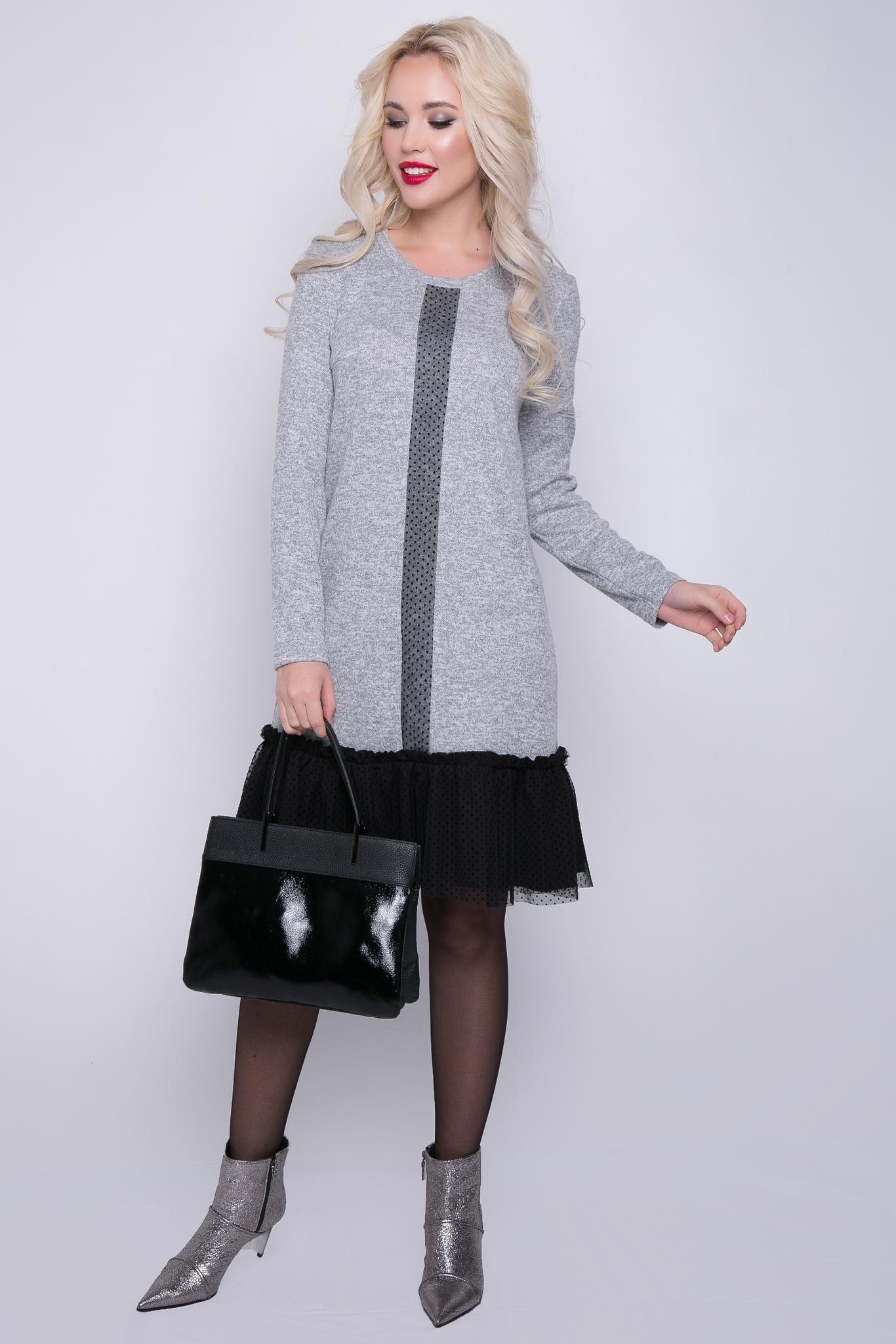 """Платье """"Мадонна"""" (дымка)"""