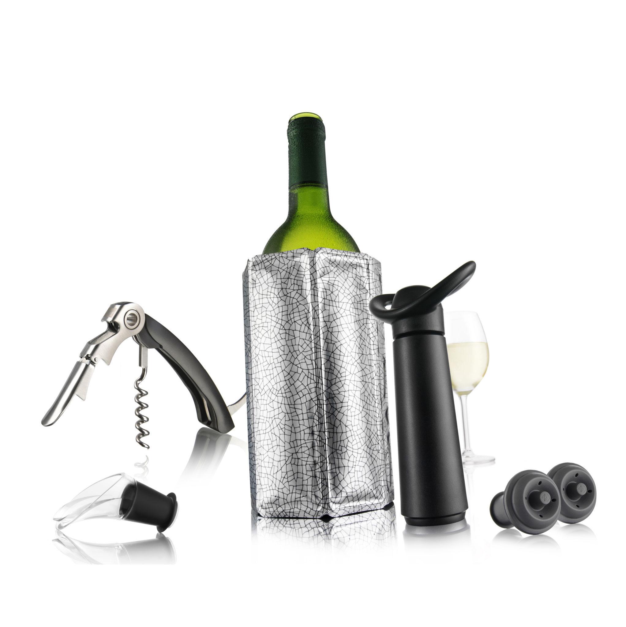 Фото - Подарочный набор для вина Essentials подарочный набор giftset wine essentials 6 пр 6889060 vacuvin