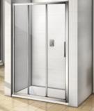 Душевая дверь BAS Orion WTW-100-C-CH 100 см