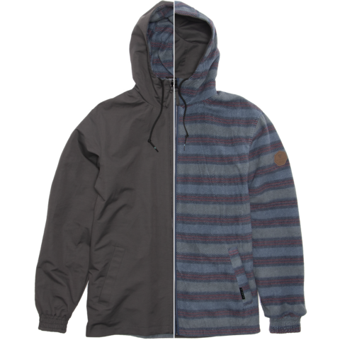VISSLA Breakers II Reversible Jacket