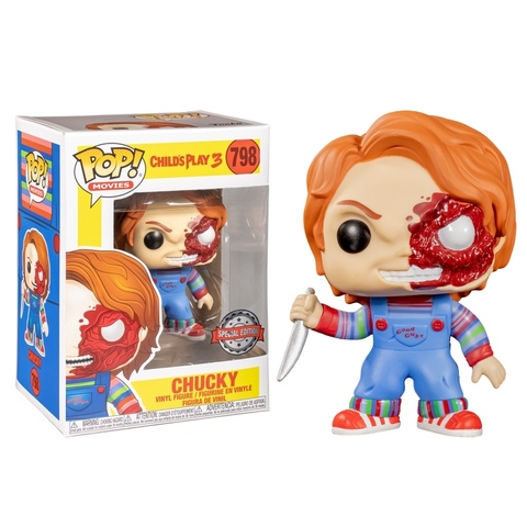 Chucky Child's Play (Special Edition) Funko Pop! || Чаки