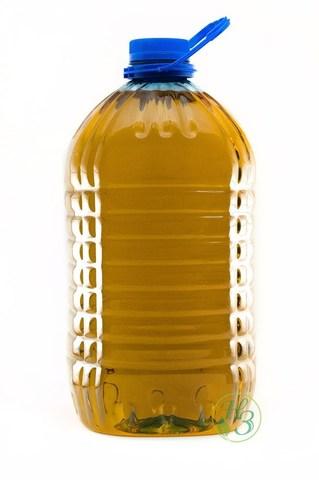 Подсолнечное масло холодного отжима, нерафинированное (цена за гр)