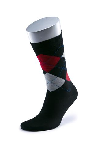 Носки мужские CL 08/096  цветные 49-52. КупиРазмер — обувь больших размеров марки Делфино