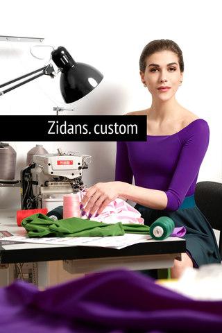 Custom-made leotard