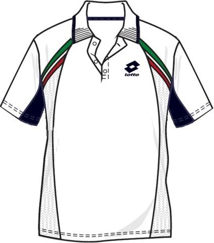 Поло теннисное Lotto POLO TRAINER PL N5809