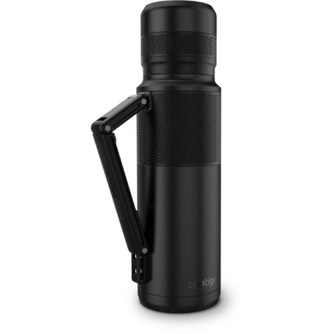 Уценка! Термос Сontigo Thermal Bottle (1,2 литра) черный