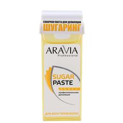 ARAVIA Professional, Сахарная паста в картридже «Медовая», 150 г
